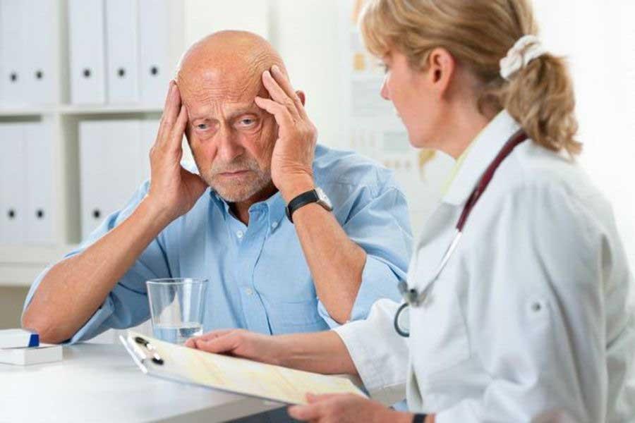 Вчені встановили основну причину старечої деменції