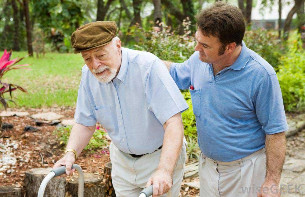 Грамотний догляд за хворими деменцією