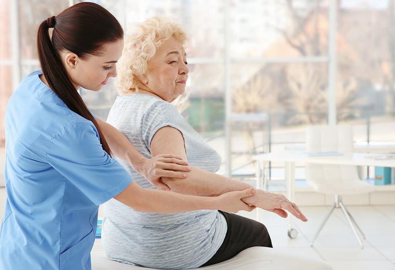 Профессиональная реабилитация после инсульта