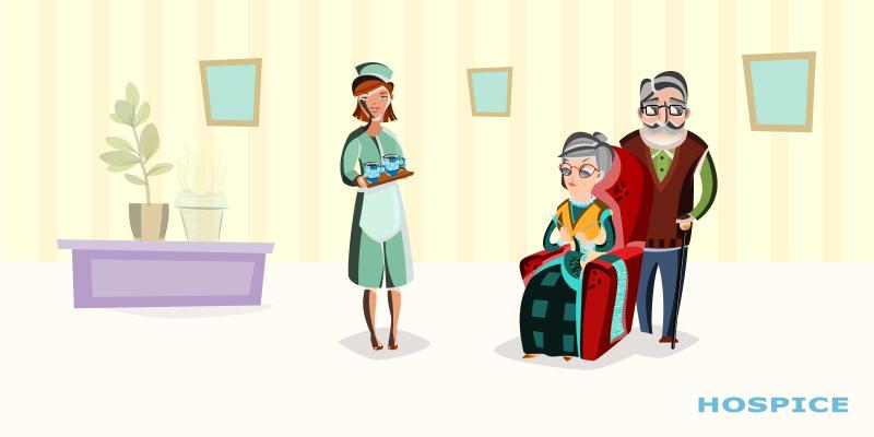 Проживание стариков в частном доме престарелых за средства пенсии